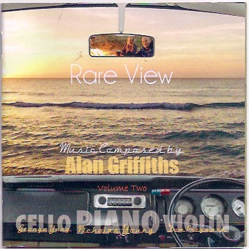 Rare View CD Cover